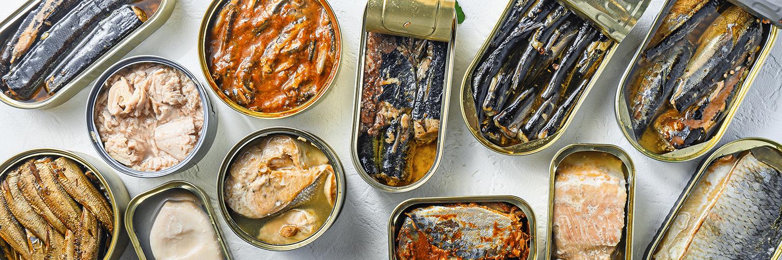 Fisch & Fischkonserven