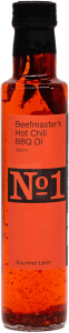 Hot Chili BBQ Öl