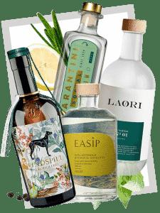 Laori & Friends - alkoholfreie Gin-Alternativen