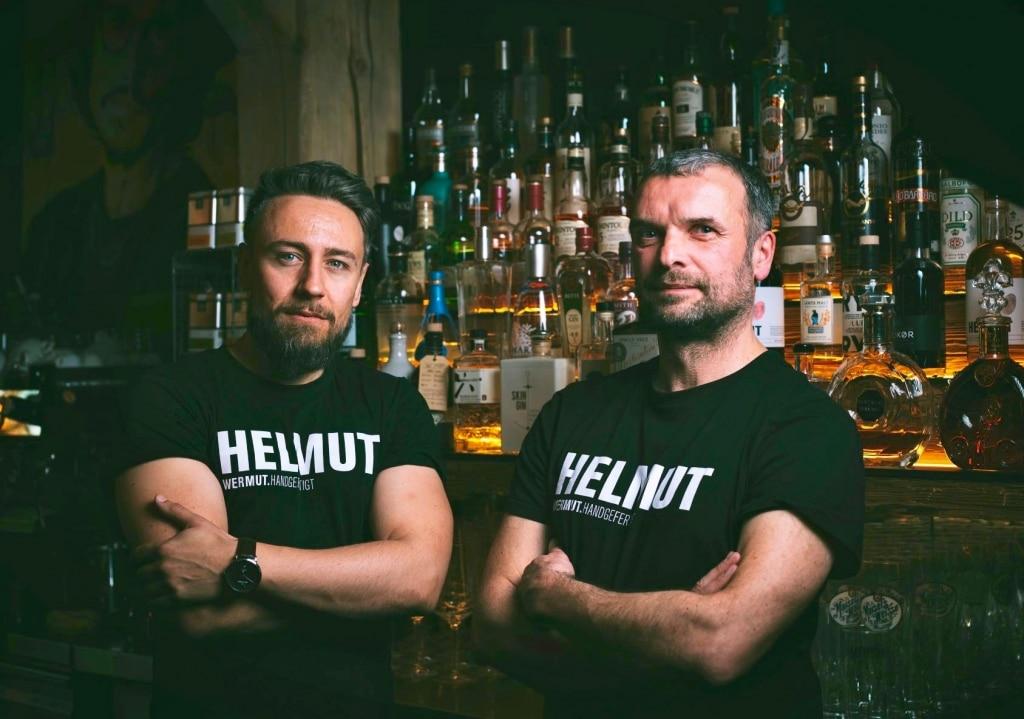 Das Team von HELMUT Wermut