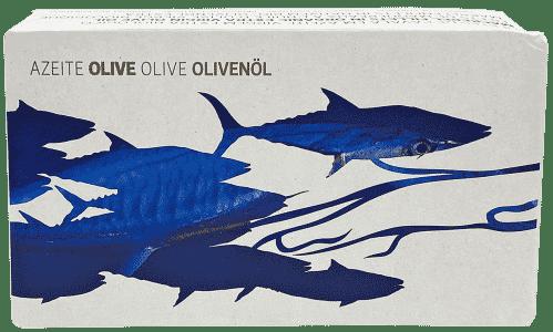 MARIA Organic Makrelenfilet in Bio Olivenöl