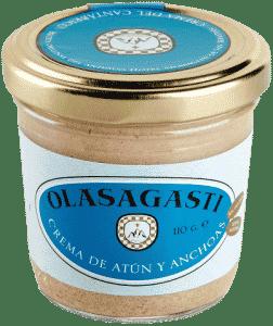 Olasagasti Thunfisch-Sardellencreme