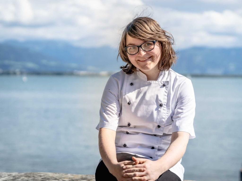 Simone Kieble von Genuss Vielfalt Deluxe am Bodensee