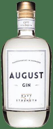 AUGUST Gin Navy Strength