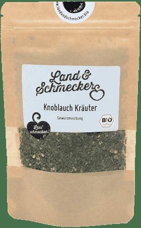 Bio Knoblauch Kräuter Nachfüllbeutel