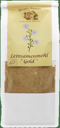 """Bio Leinsamenmehl """"Gold"""""""