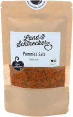 Bio Pommes Salz Nachfüllbeutel