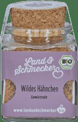 Bio Wildes Hähnchen Gewürzsalz