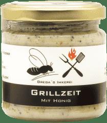 Grillzeit mit Honig
