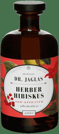 Herber Hibiskus - San Aperitivo alkoholfrei