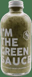 Green Sauce Bio Chilisauce