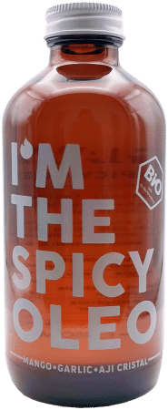 Spicy Oleo Bio Chiliöl