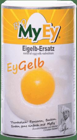 MyEy EyGelb bio - veganer Ei-Ersatz