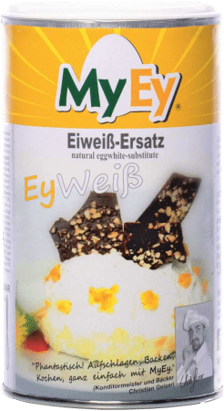 MyEy EyWeiß - veganer Ei-Ersatz