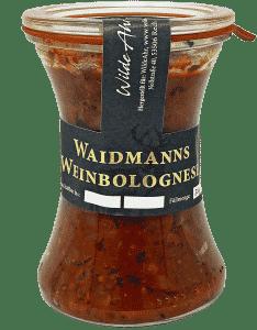 Waidmanns Weinbolognese 300g