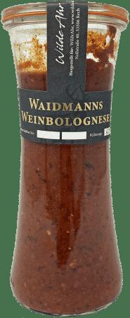 Waidmanns Weinbolognese 600g