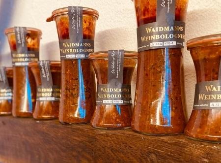 Waidmanns Weinbolognese von WildeAhr