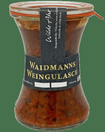 Waidmanns Weingulasch 300g