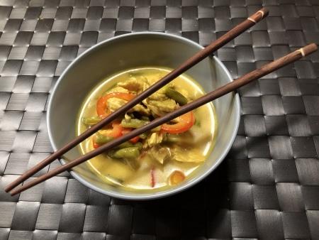 Bio Indischer Curry Gewürzmischung scharf Nachfüllbeutel