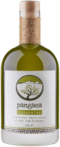 Agoureleo Olivenöl nativ extra aus der Frühernte 500ml