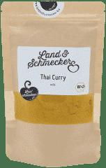 Bio Thai Curry Gewürzmischung mild Nachfüllbeutel