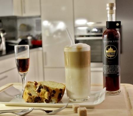 Kaffeelikör von Liquisit