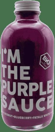 Purple Sauce Bio Chilisauce