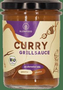 Bio Curry Grillsauce