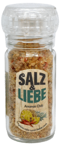 Bio Ananas-Chili Salz