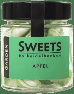 Apfel-Bonbons