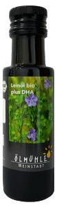 Bio Leinöl mit DHA