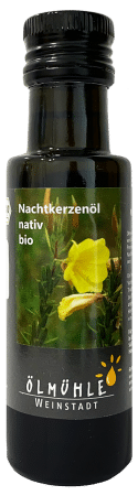 Bio Nachtkerzenöl nativ