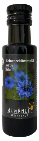 Bio Schwarzkümmelöl nativ