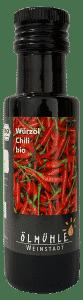 Bio Chiliwürzöl