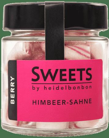 Himbeer-Sahne Bonbons