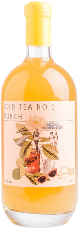 Iced Tea No.1 Punch