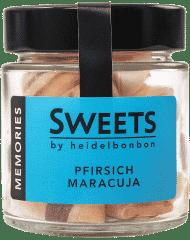 Pfirsich-Maracuja Bonbons