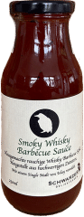 Smoky Whisky Barbecue Sauce