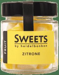 Zitronen-Bonbons