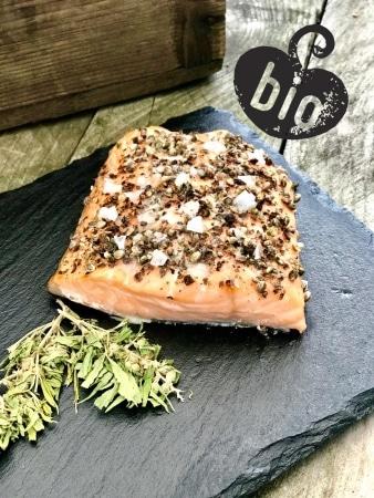 Bio Fisch Gewürzsalz Nachfüllbeutel