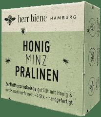Honigpralinen Minze 4er-Set
