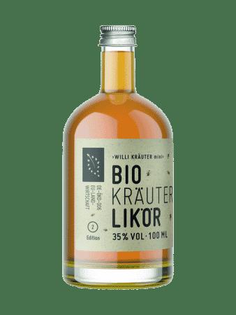 WILLI Kräuter - Bio Honiglikör mit Kräutern 100ml