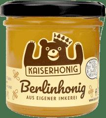 Bio Berlinhonig - Honig aus Berlin