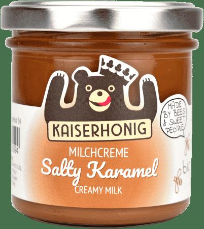 Bio Milchcreme Salty Karamel