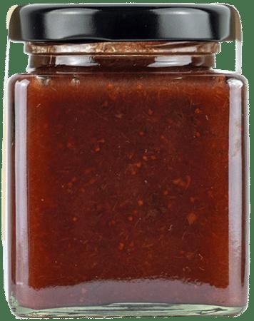 Erdbeer-Basilikum Fruchtaufstrich