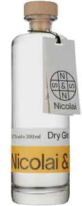 Nicolai & Sohn Dry Gin - Classic Edition