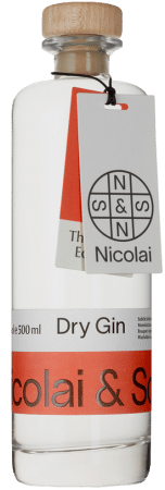Nicolai & Sohn Dry Gin - Ruby Edition